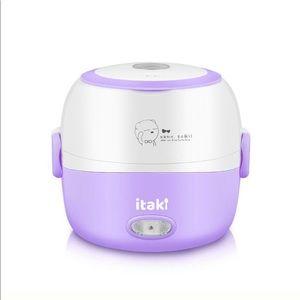 Itaki electric lunch box